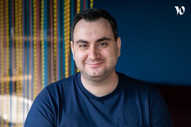 Rencontrez Angelo, Tech Lead Java - SFEIR