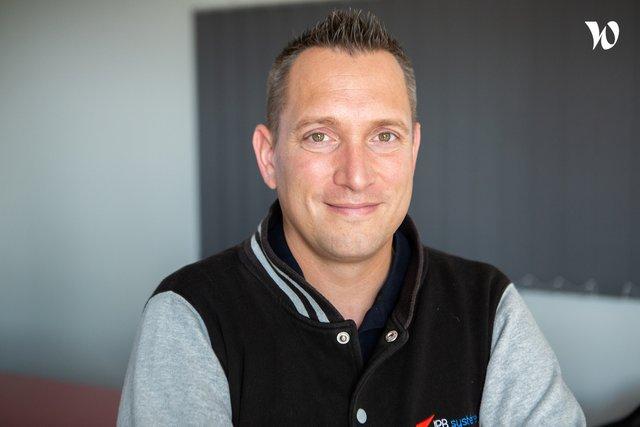 Rencontrez Damien, CEO - JPB Systeme