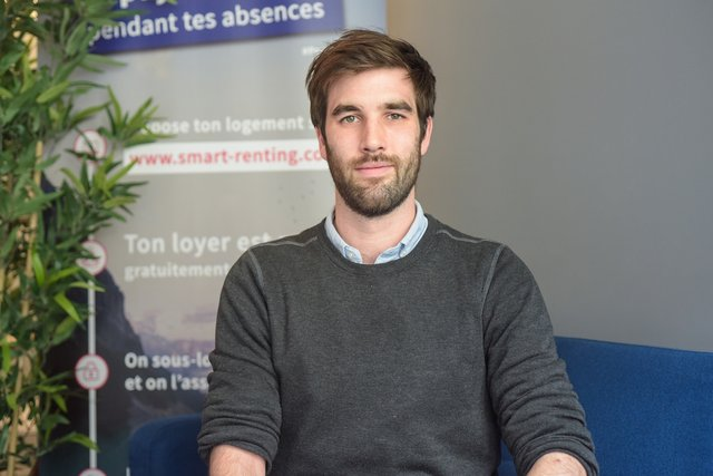 Rencontrez Antoine, City Manager Paris - Smartrenting