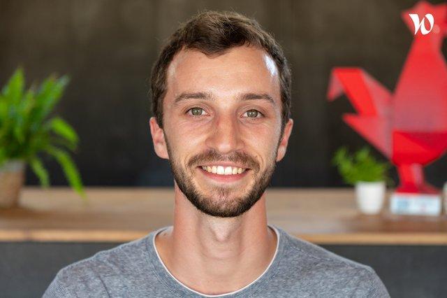 Rencontrez Gabriel Carves, Head Of Software Development. - Ombrea