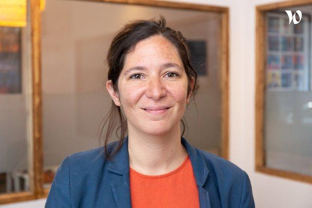 Rencontrez Aude, Manager Consultant - AB Solutions