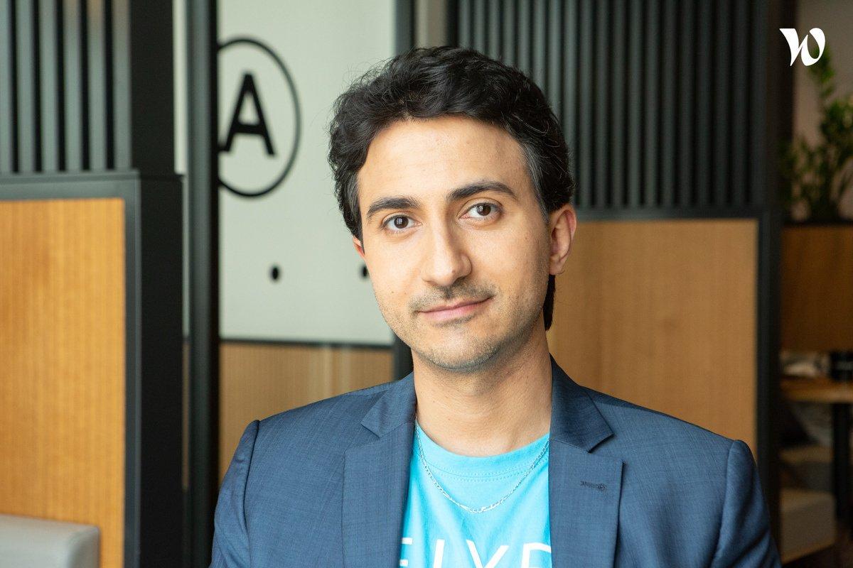 Rencontrez Adnan, CEO - ReLyfe Group