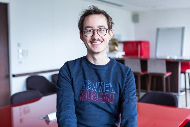 Rencontrez Basile, Chief Data Officer - DAN Paris