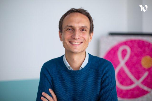 Rencontrez Clément, Co-fondateur - Alenvi