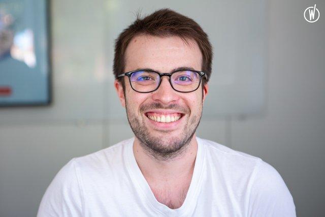 Rencontrez Maxime, Chef de Projet IT - Club Identicar