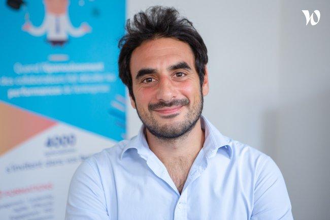 Rencontrez Arnaud, CEO & Co-fondateur - Windoo