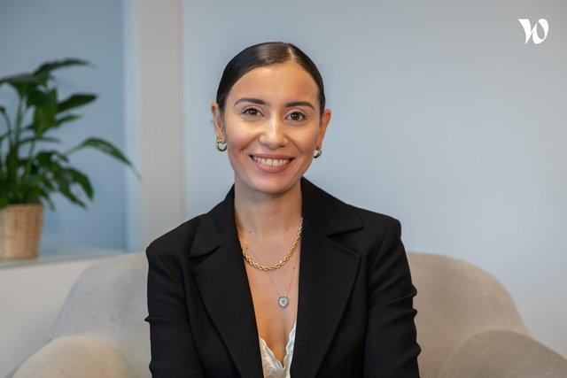 Rencontrez Aylin, Consultante senior en gestion privée - Groupe Euodia