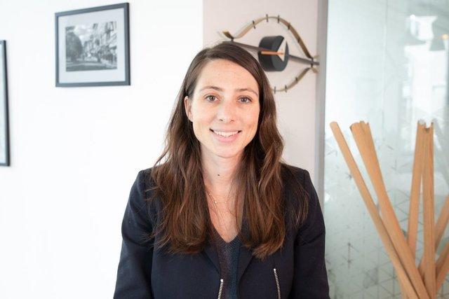 Rencontrez Isabelle, Directrice marketing & communication et sales - Marcel