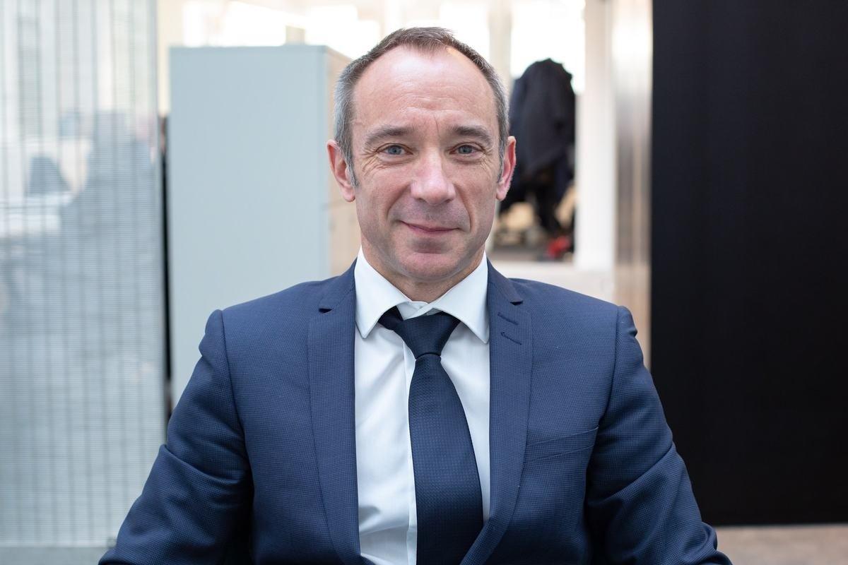 Rencontrez Jean Baptiste, Directeur Général - ACA, A Cegid Company