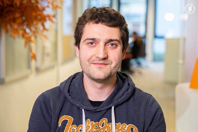 Rencontrez Adrien, Ingénieur de développement - Orange