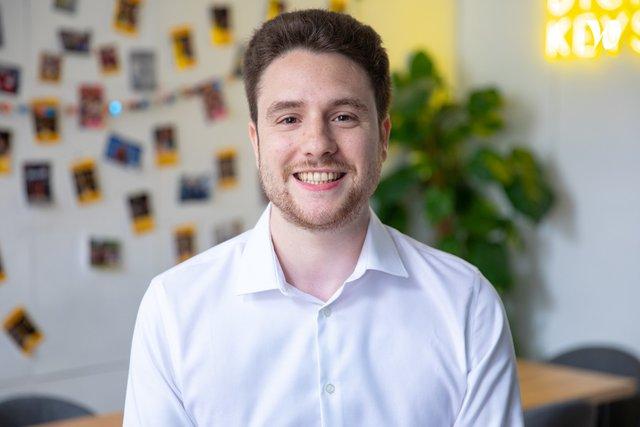 Rencontrez Thibault, Consultant Web Marketing - Digitalkeys