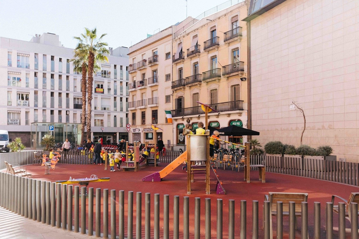 What to Expect When Raising Kids in Barcelona
