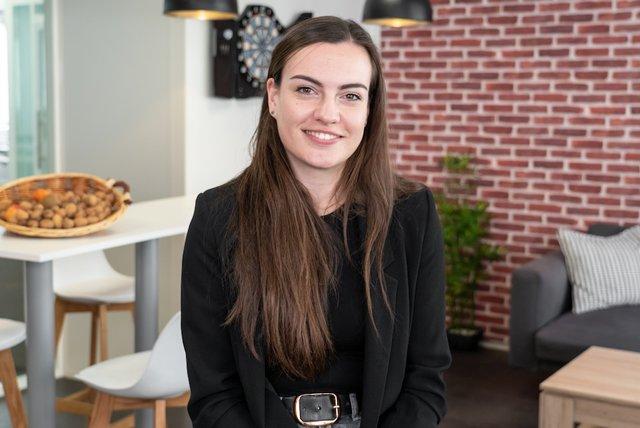 Rencontrez Anne Claire, Consultante - Ausy