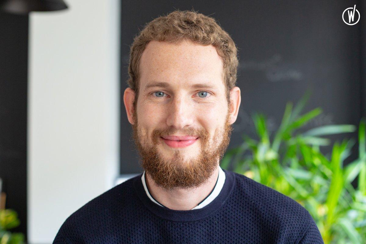 Rencontrez Jean-Christophe, Directeur Clientèle - Wellcom