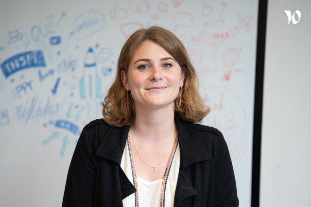 Rencontrez Agnès, Consultante Salesforce - Hardis Group