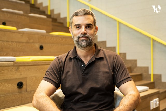 Rencontrez Nicolas, Chief Scientist Officer - Codoc