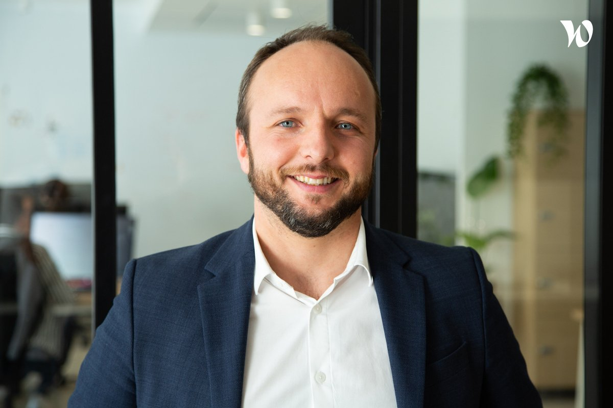 Rencontrez Quentin, CEO - Jaji