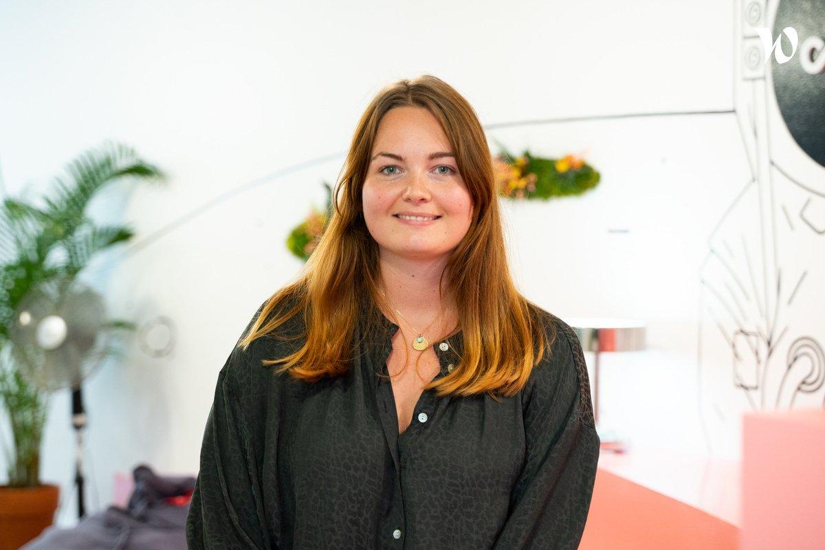 Rencontrez Noémie, Account Manager - Comet
