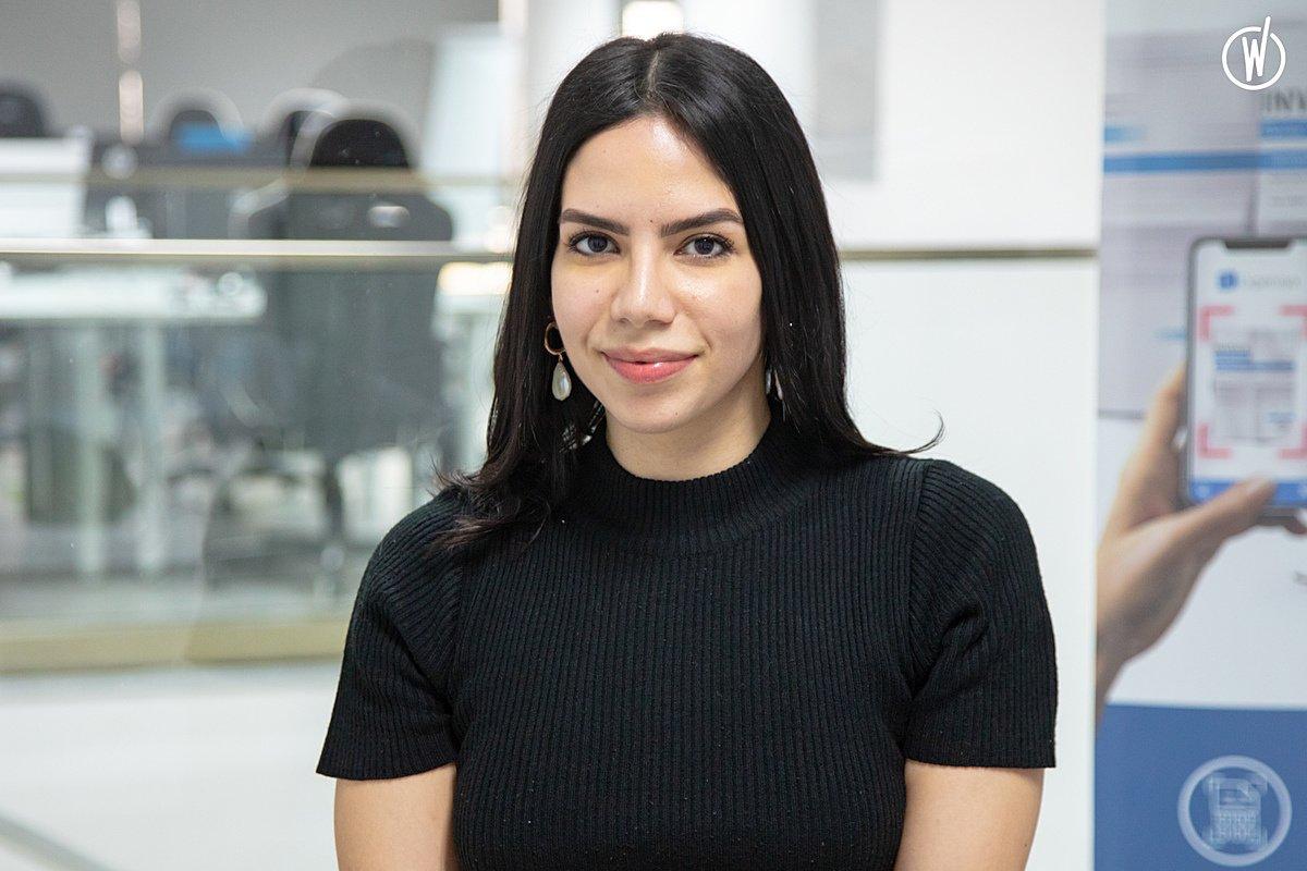 Meet Yossra, Communication Manager - Expensya