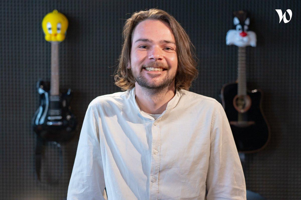 Rencontrez Charlie, Data Scientist - Road-B-Score