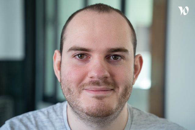 Rencontrez Alexandre Kolacz, Cloud Builder/designer - WeScale