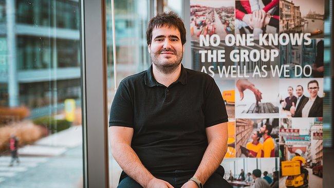Ioannis Tziokas - DHL Information Services