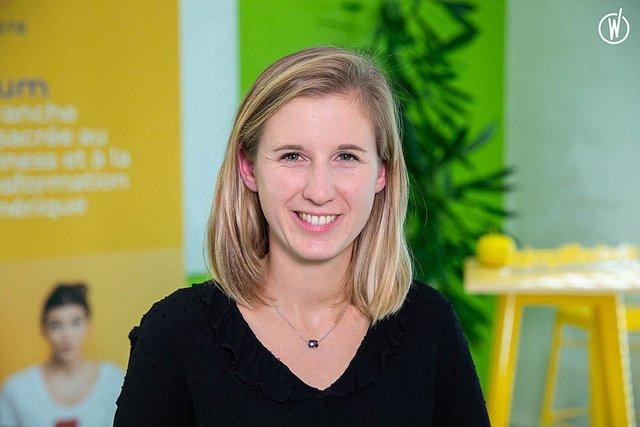 Rencontrez Mathilde, Product owner Mobile au E Commerce – DNUM - La Poste