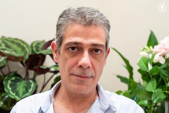 Rencontrez Régis, Directeur Technique - Nivac