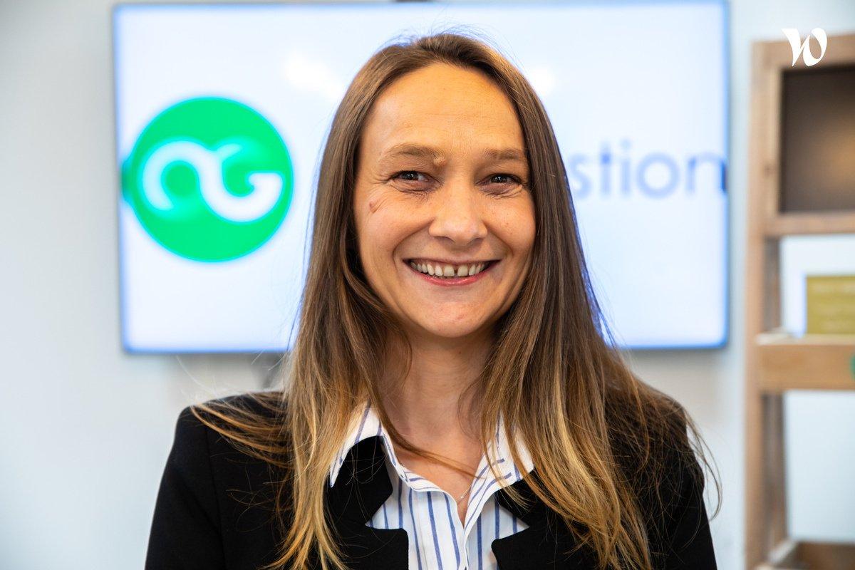 Rencontrez Nathalie, Comptable immobilière - Oiko gestion