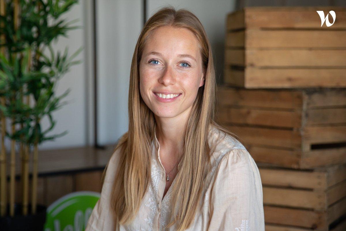 Rencontrez Laure, Strategic Buyer Junior - HelloFresh