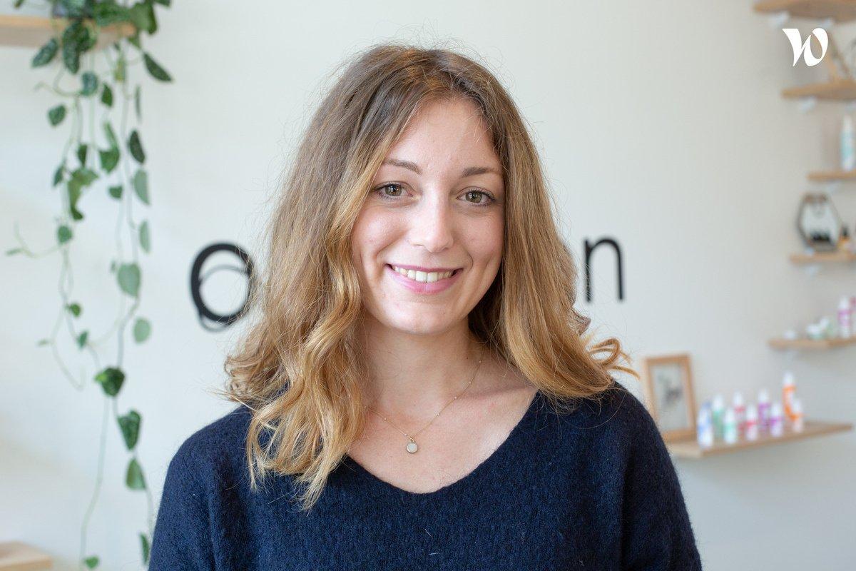 Rencontrez Eloïse, Chargée de projet CRM - oOlution