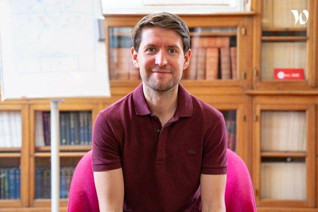 Rencontrez Arnaud, Co-fondateur & CEO - SportsDynamics