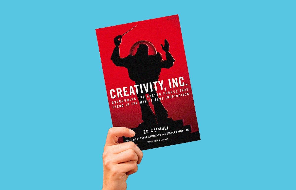 Comment nourrir sa créativité : les leçons de Pixar