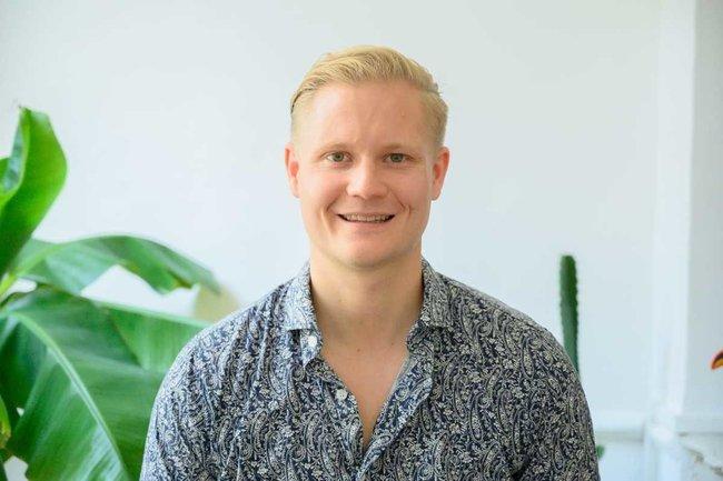 Rencontrez Carl, Cso & Co founder - GetAccept