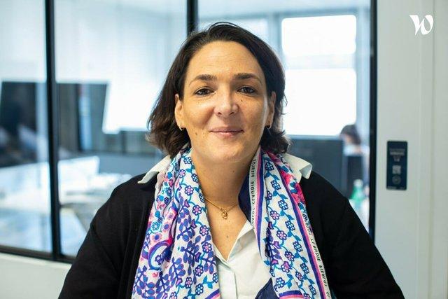 Rencontrez Anne Sophie, Responsable Commercial - Energie IP