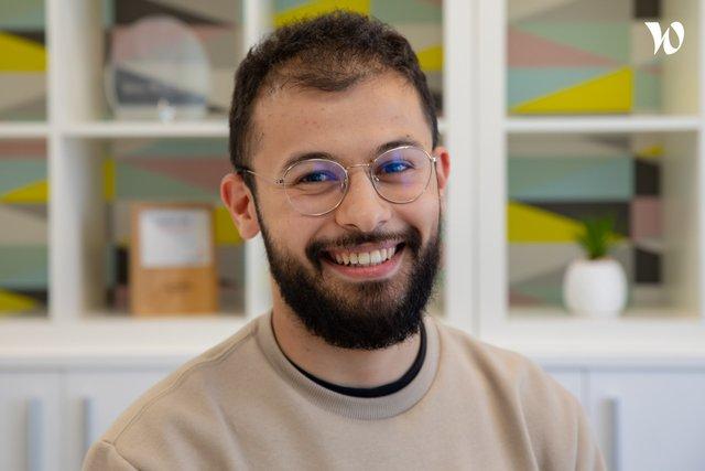 Rencontrez Ismaïl Seghiri, Data engineer - MYTRAFFIC