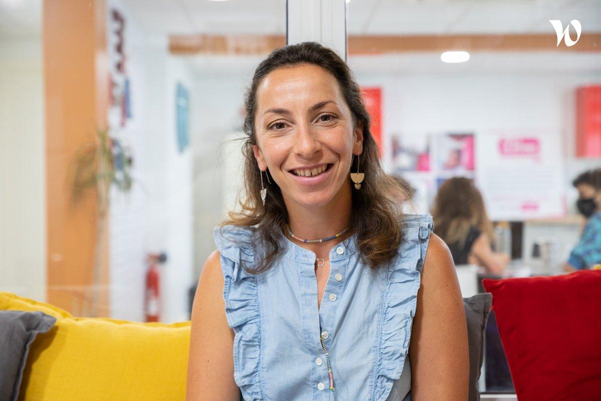 Rencontrez Karine, Responsable du Développement, notre Dénicheuse d'Anges Gardiens - Tout Le Monde Contre Le Cancer