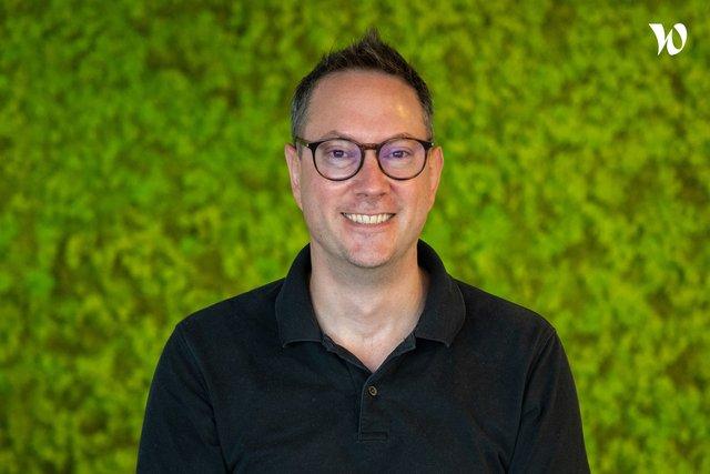 Rencontrez Matthieu, Software Developper - MEGA International