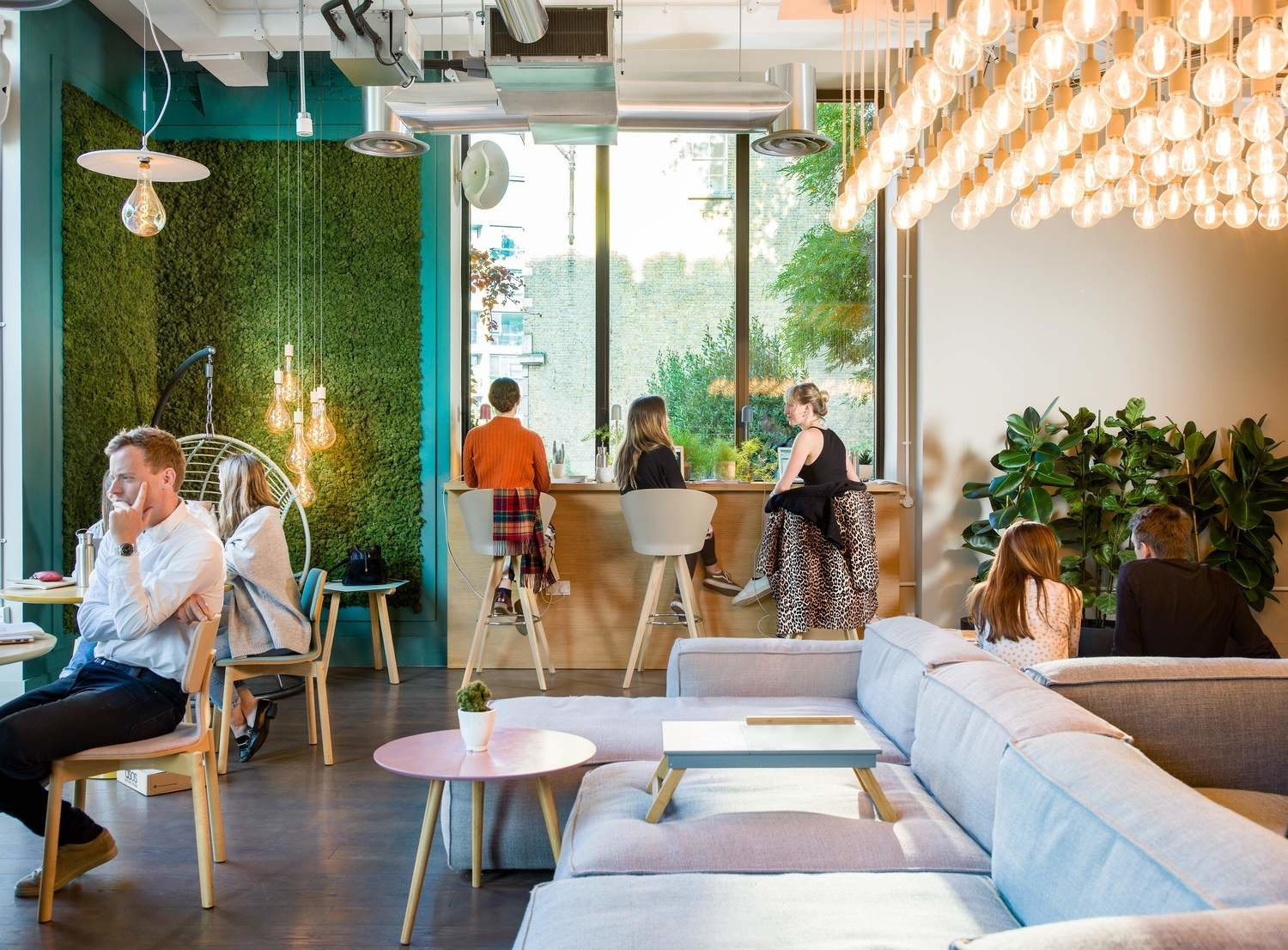 4 Coworking spaces in London that care about your wellbeing
