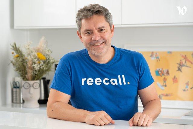 Rencontrez Raphaël, CTO - Reecall