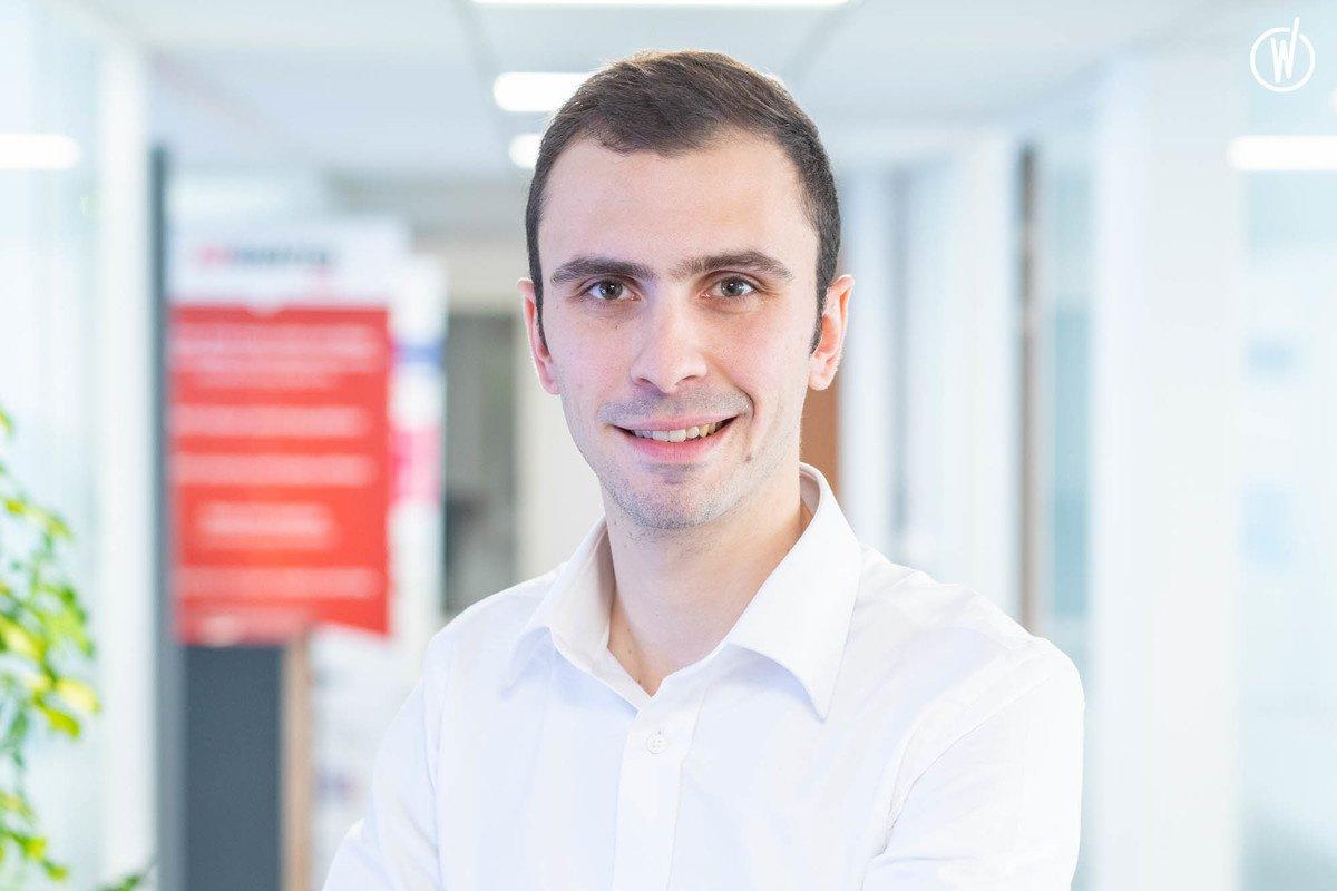 Rencontrez Guillaume, Développeur - Adwanted Group