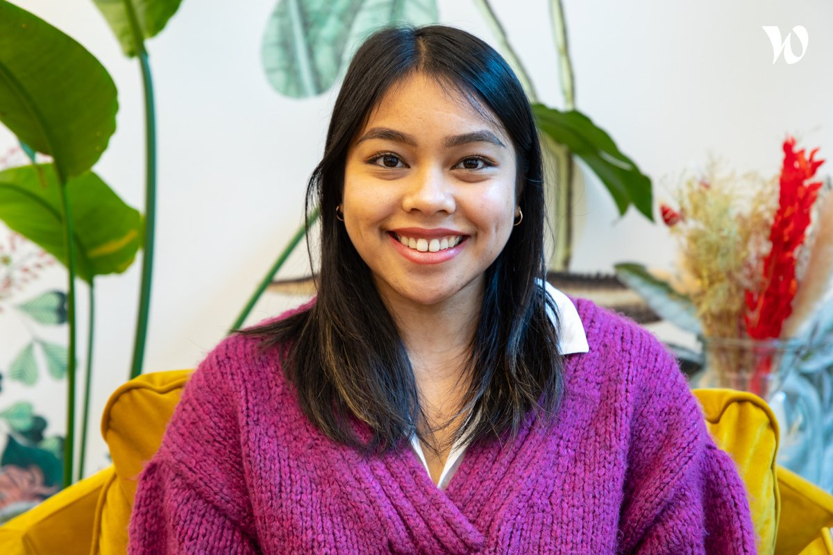 Rencontrez Andie, Customer success Manager - Yapla