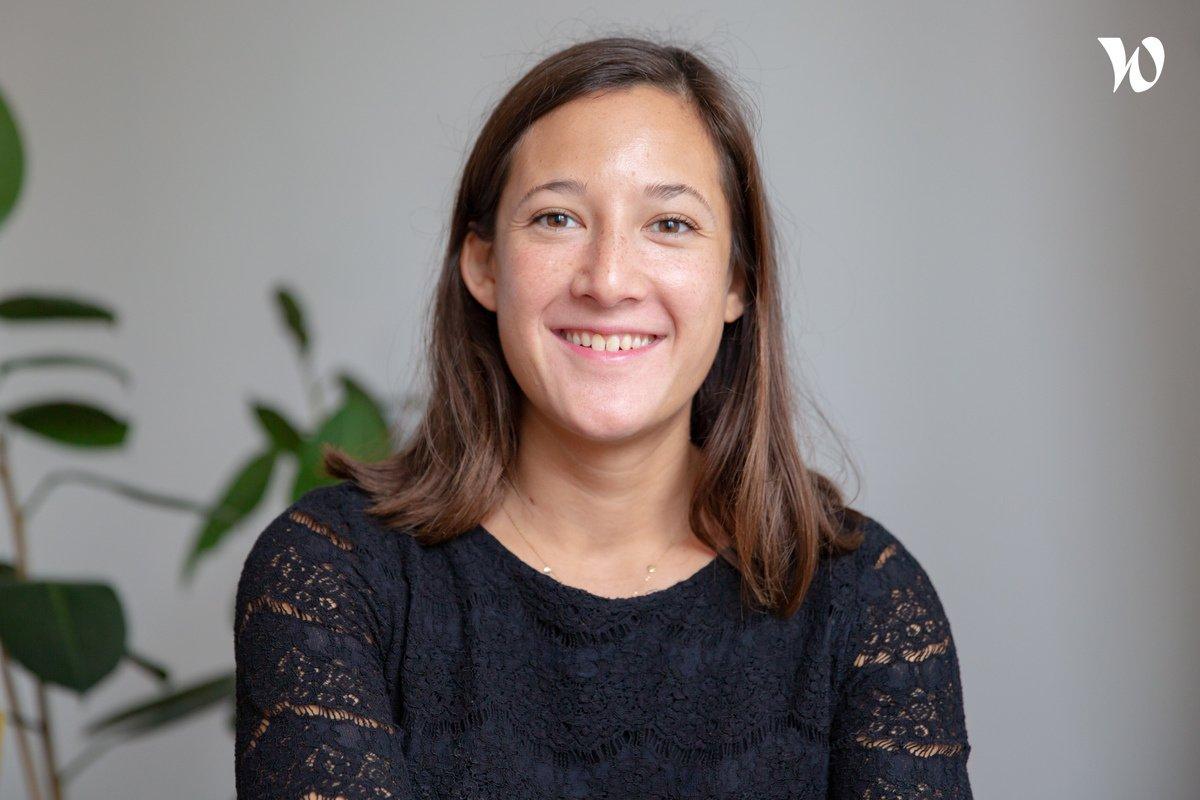 Rencontrez Aurore, CMO - Foodvisor