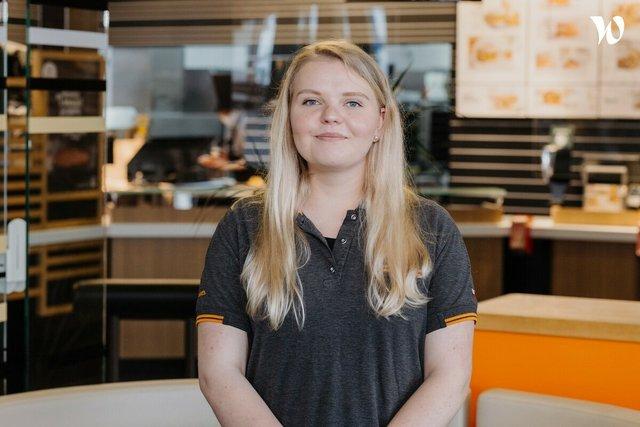 Pavla Koubíková, Crew trenér - McDonald's