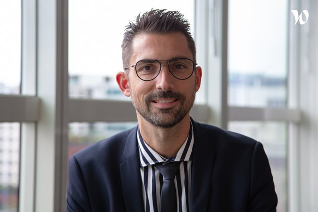 Rencontrez Matthieu, Responsable Commercial Crédit Consommation - BPCE Financement