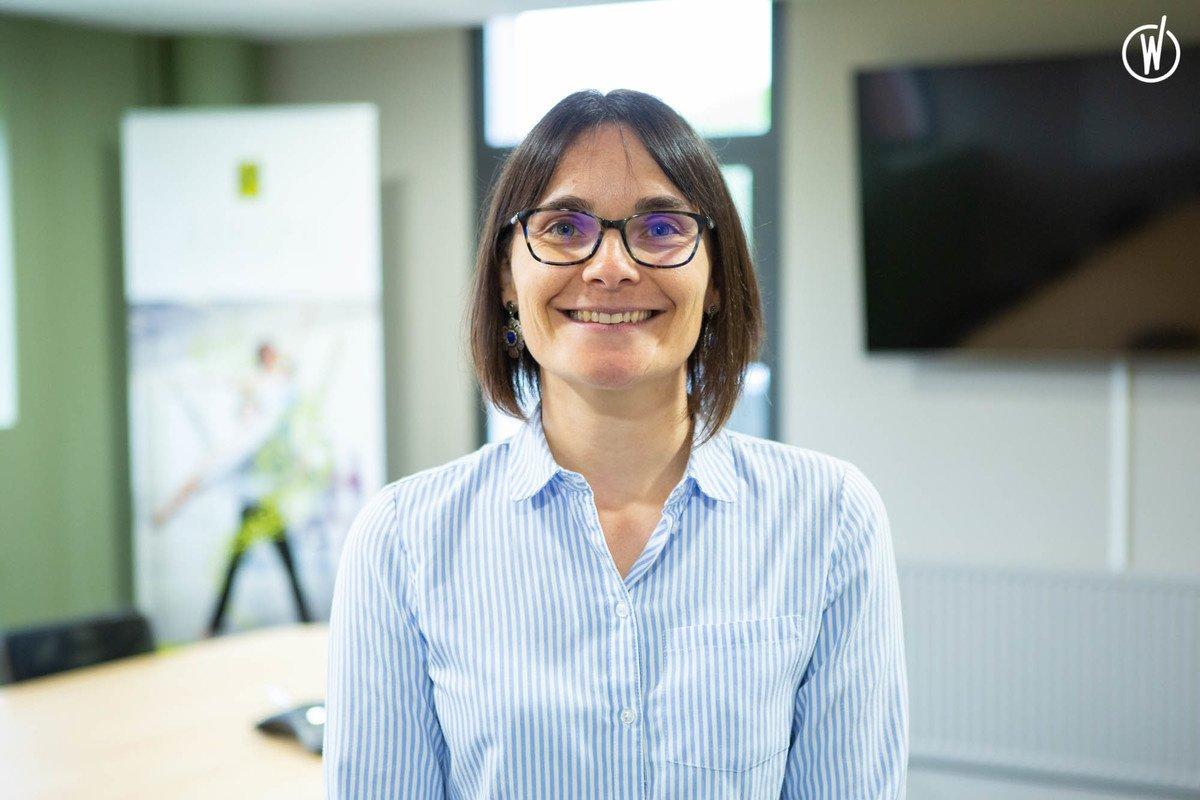 Rencontrez Anne Sophie, Collaboratrice expertise comptable - Talenz Sofidem