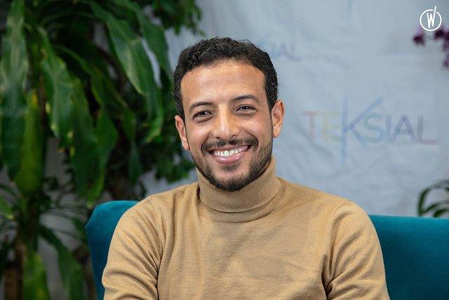 Rencontrez Aymen, Consultant - Teksial