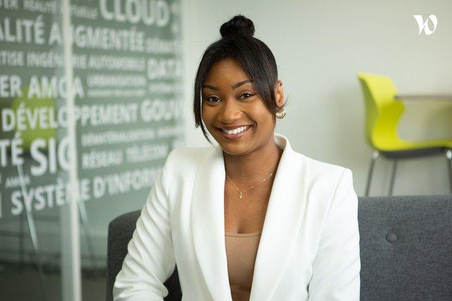 Rencontrez Joyce, Chargée de recrutement - ON-X Groupe