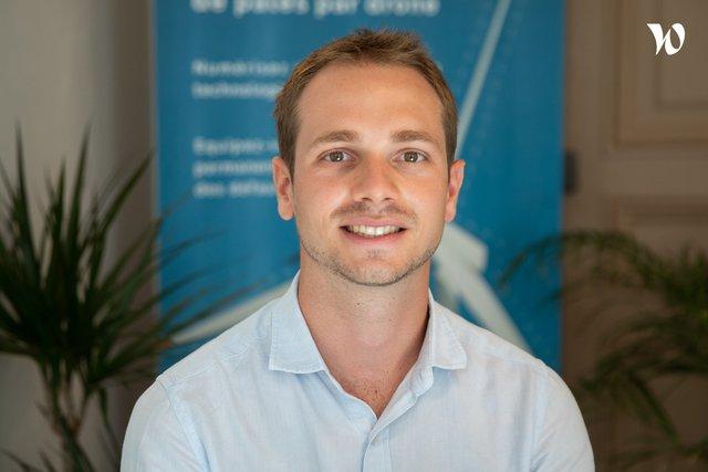 Rencontrez Paul, CEO - SkyVisor