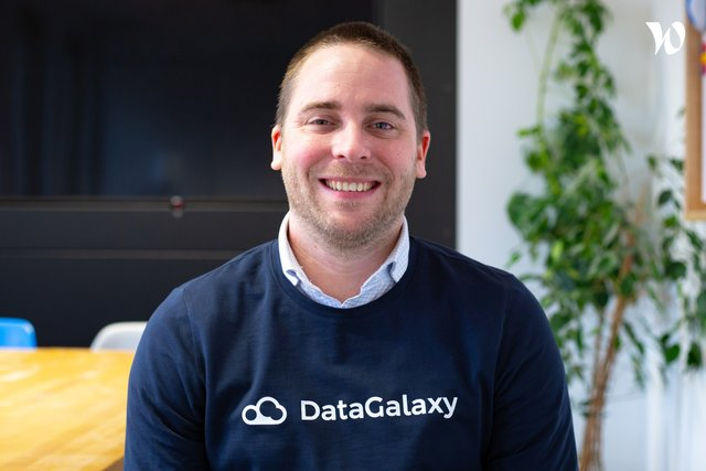 Meet Luchino, Talent Acquisition Manager - DataGalaxy